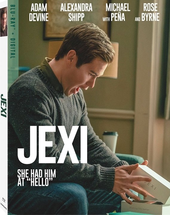 Jexi (Blu-ray)(Region A)