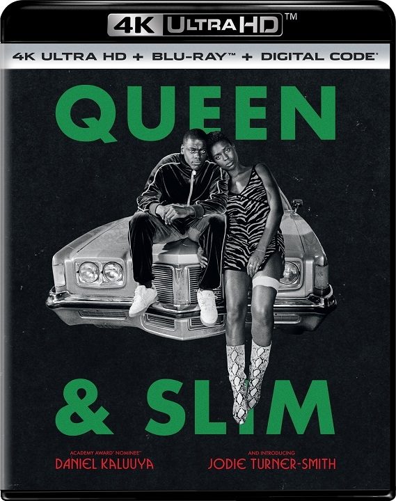 Queen & Slim (4K Ultra HD Blu-ray)(Pre-order / Mar 3)