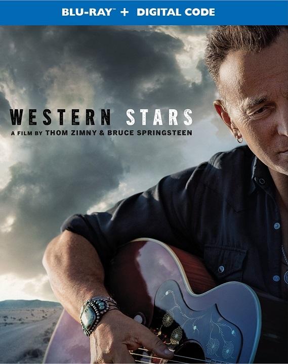 Western Stars (Blu-ray)(Region Free)