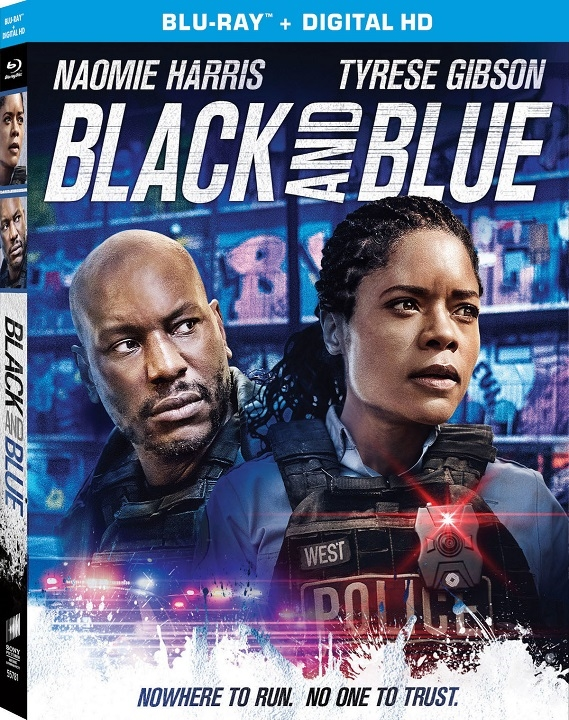 Black and Blue (Blu-ray)(Region A)
