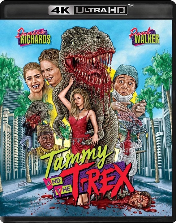 Tammy and the T-Rex (4K Ultra HD Blu-ray)