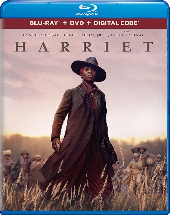 Harriet (Blu-ray)(Region Free)(Pre-order / Jan 28)