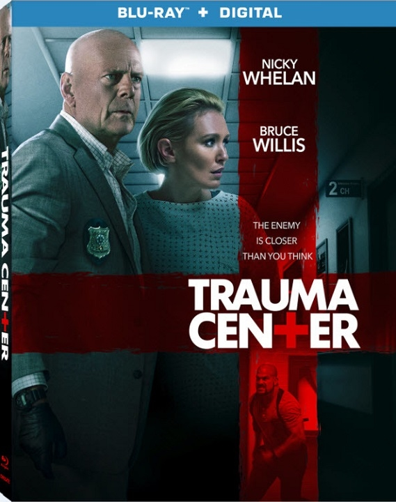 Trauma Center (Blu-ray)(Region A)