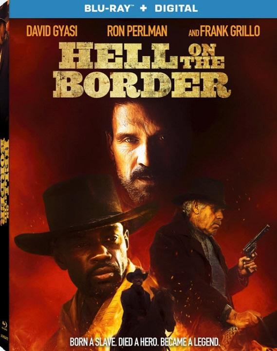 Hell on the Border (Blu-ray)(Region A)