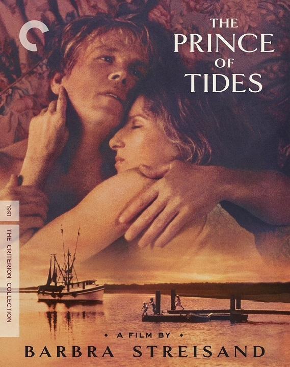 The Prince of Tides (The Criterion Collection)(Blu-ray)(Region A)(Pre-order / Mar 31)