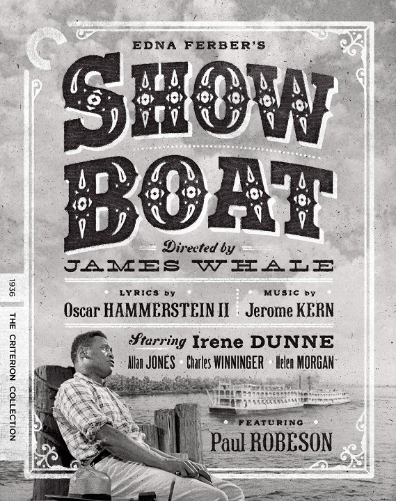 Show Boat (The Criterion Collection)(Blu-ray)(Region A)(Pre-order / Mar 31)