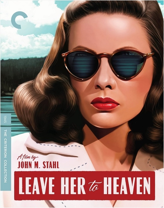 Leave Her to Heaven (The Criterion Collection)(Blu-ray)(Region A)