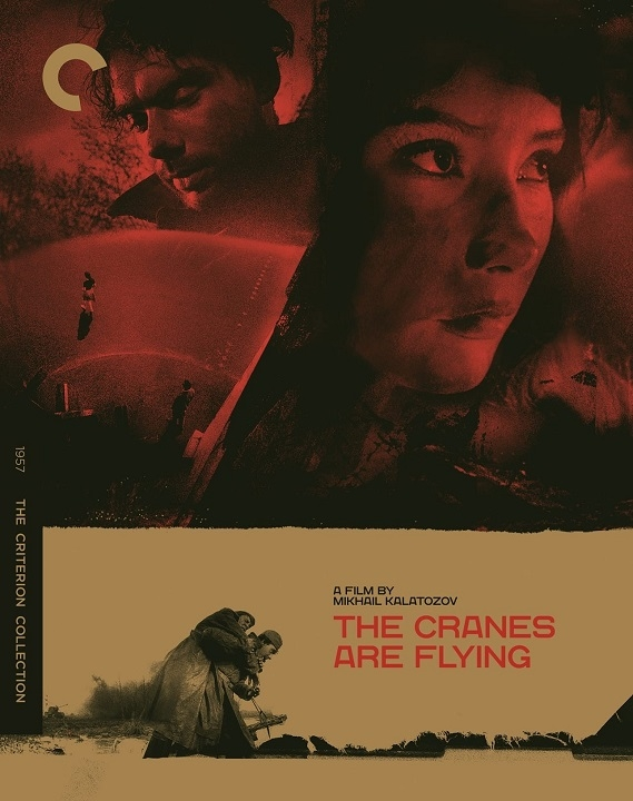 The Cranes Are Flying (The Criterion Collection)(Blu-ray)(Region A)