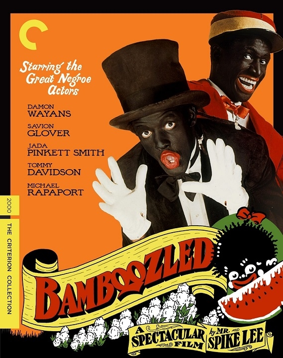 Bamboozled (The Criterion Collection)(Blu-ray)(Region A)