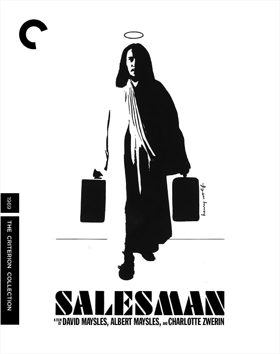Salesman (The Criterion Collection)(Blu-ray)(Region A)(Pre-order / Mar 10)