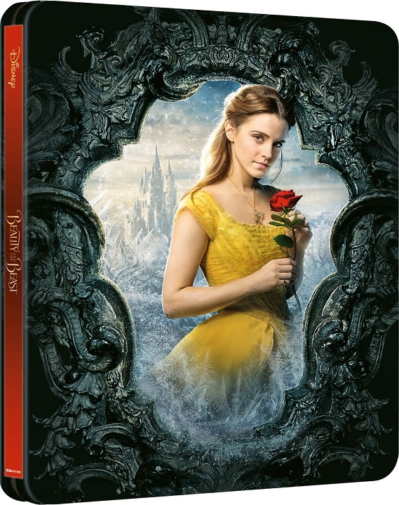 Beauty and the Beast (Live Action)(SteelBook)(4K Ultra HD Blu-ray)