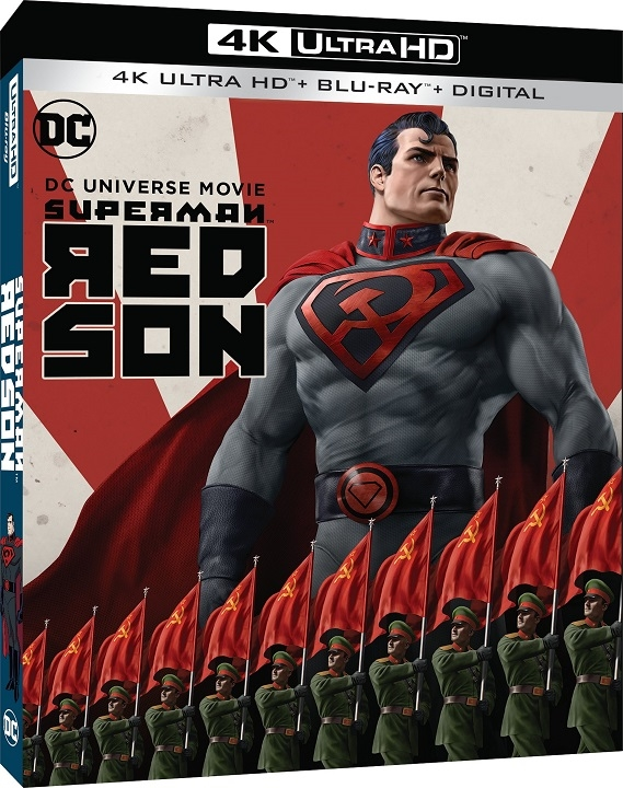 Superman: Red Son (4K Ultra HD Blu-ray)