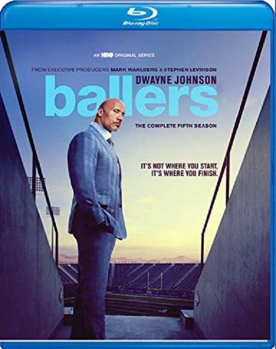 Ballers: The Complete Fifth Season (Blu-ray)(Region Free)