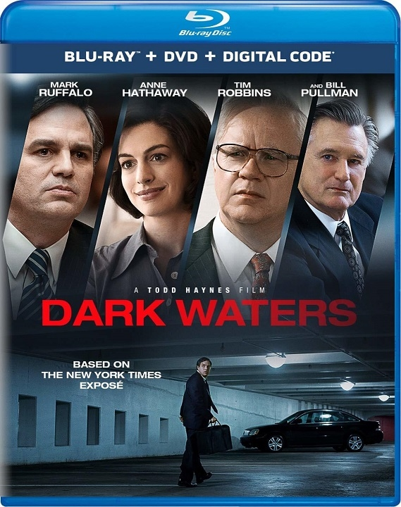 Dark Waters (Blu-ray)(Region Free)