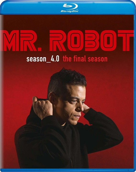 Mr. Robot: Season 4.0 (Final Season)(Blu-ray)(Region Free)(Pre-order / Mar 31)