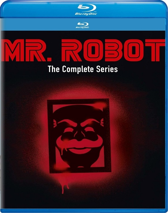 Mr. Robot: The Complete Series (Blu-ray)(Region Free)(Pre-order / Mar 31)