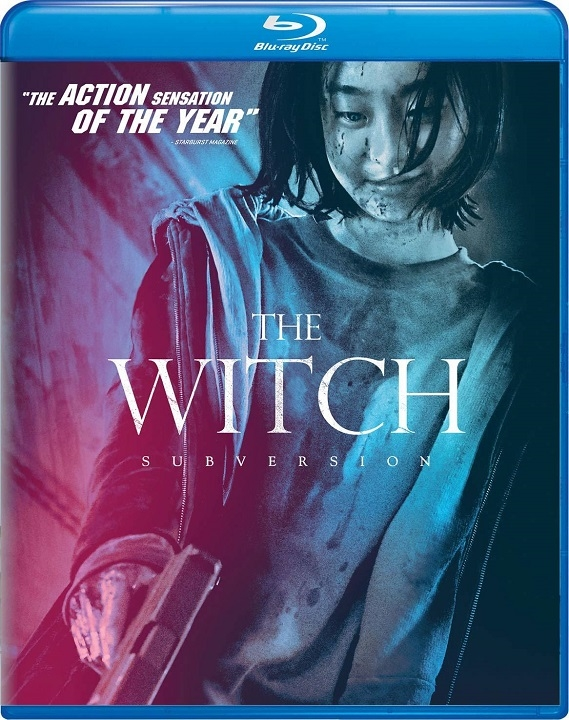 The Witch: The Subversion (Blu-ray)(Region Free)