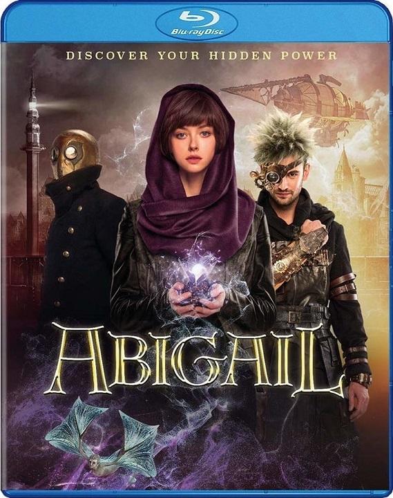 Abigail (2019)(Blu-ray)(Region Free)(Pre-order / Mar 17)