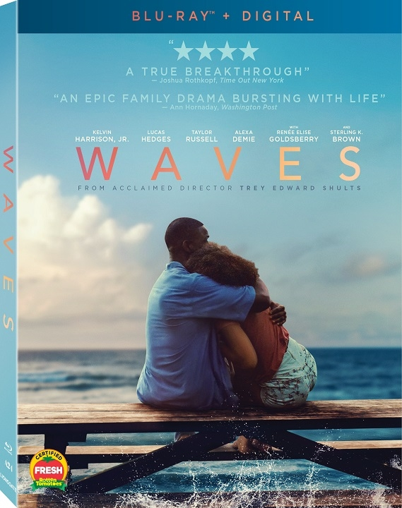 Waves (Blu-ray)(Region A)
