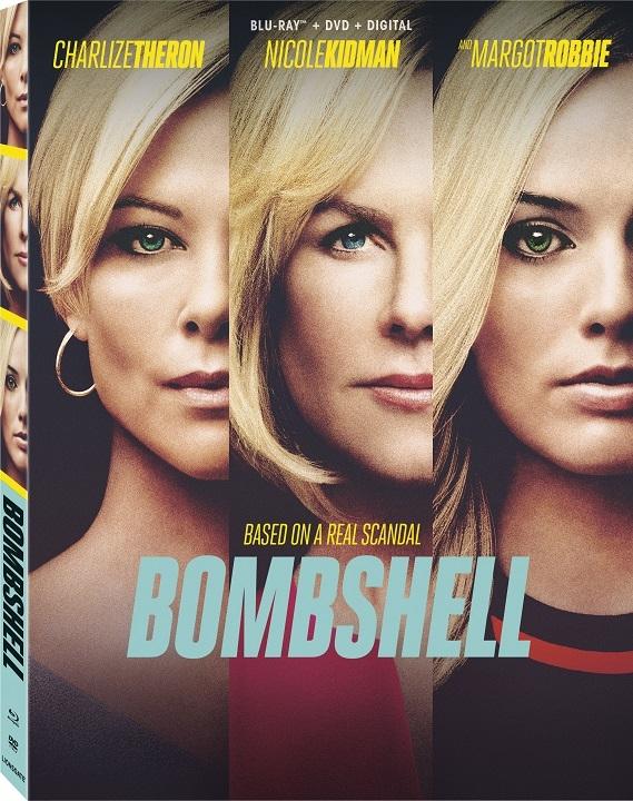 Bombshell Blu-ray (2019)