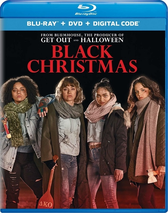 Black Christmas (Blu-ray)(Region Free)