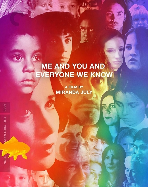Me and You and Everyone We Know (The Criterion Collection)(Blu-ray)(Region A)(Pre-order / Apr 28)