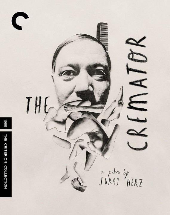 The Cremator (The Criterion Collection)(Blu-ray)(Region A)(Pre-order / Apr 21)