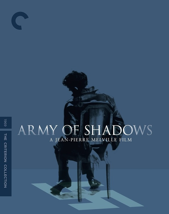 Army of Shadows (The Criterion Collection)(Blu-ray)(Region A)(Pre-order / Apr 7)