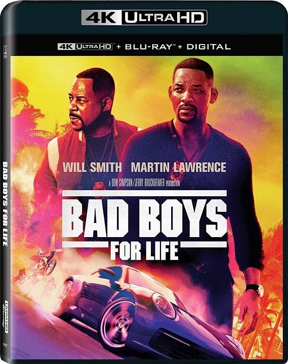 Bad Boys for Life 4K Ultra HD