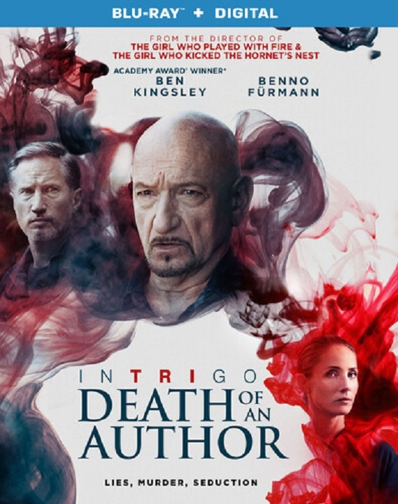 Intrigo Death of an Author Blu-ray (2018)