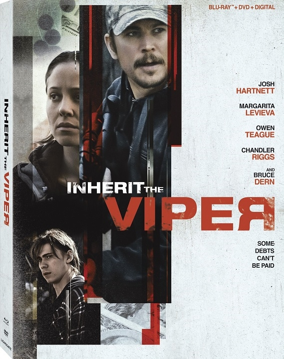 Inherit the Viper Blu-ray