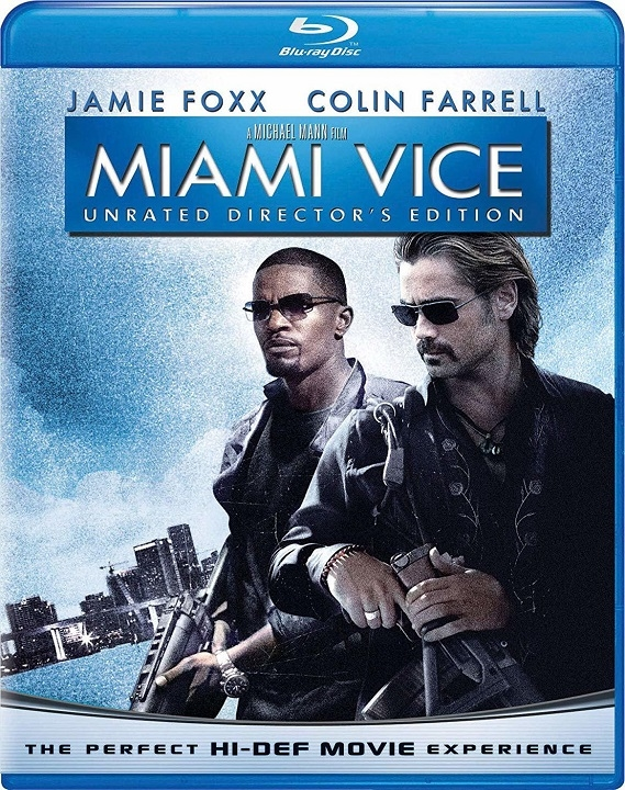 Miami Vice (Unrated Director's Edition)(Blu-ray)(Region Free)