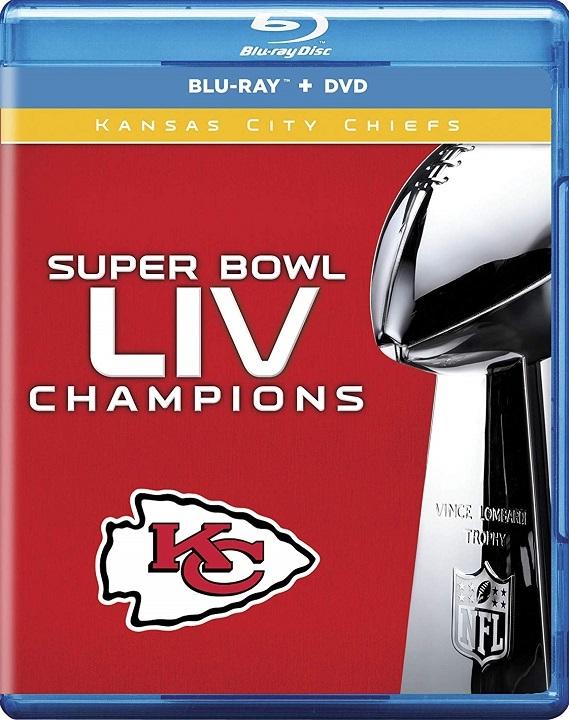 NFL Super Bowl LIV Champions (54)(Blu-ray)(Region Free)