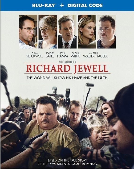 Richard Jewell (Blu-ray)(Region Free)