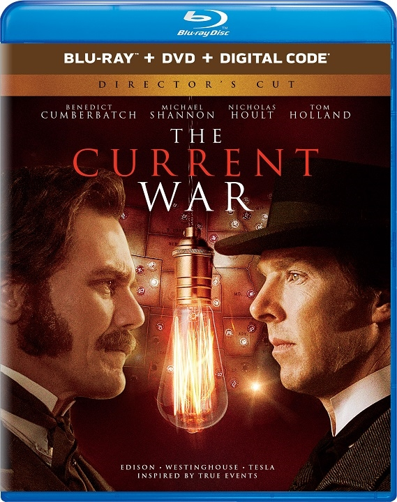 The Current War (Director's Cut)(Blu-ray)(Region A)(Pre-order / Mar 31)