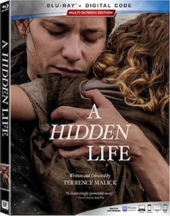 A Hidden Life Blu-ray