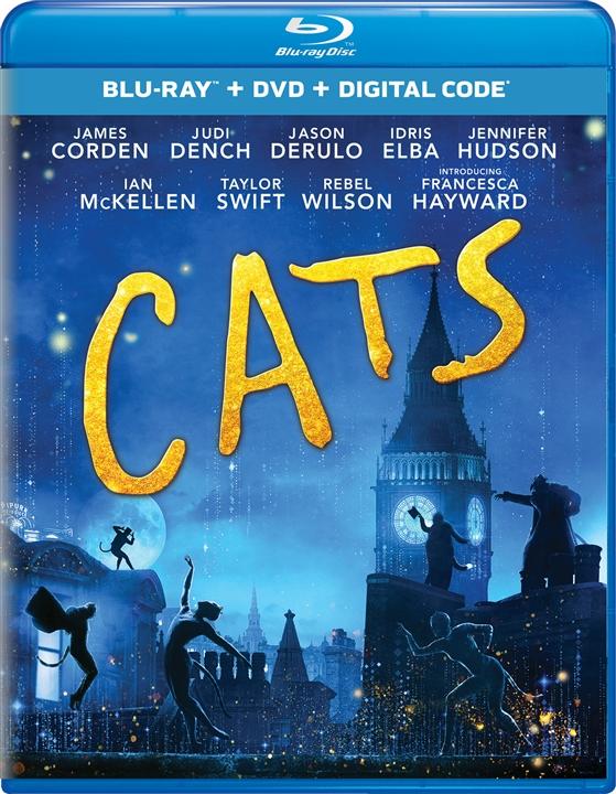 Cats (2019)(Blu-ray)(Region Free)(Pre-order / Apr 7)
