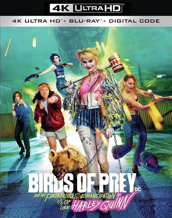 Birds of Prey 4K Ultra HD Blu-ray