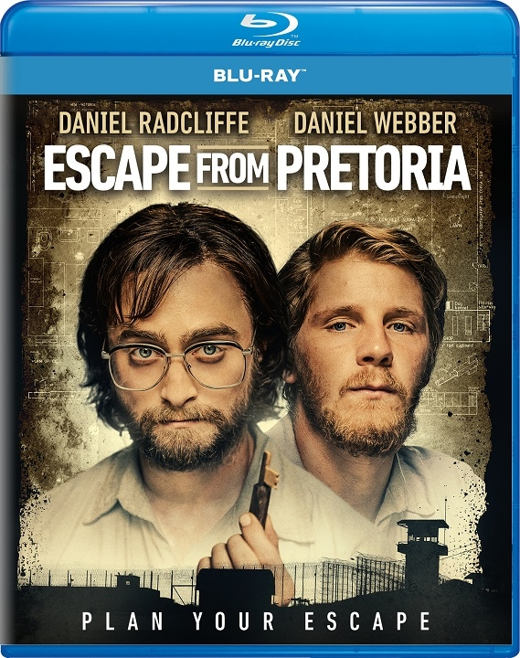 Escape from Pretoria Blu-ray (2020)