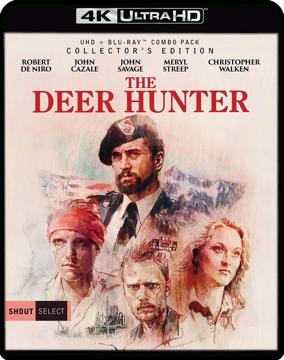 The Deer Hunter 4K Ultra HD Blu-ray