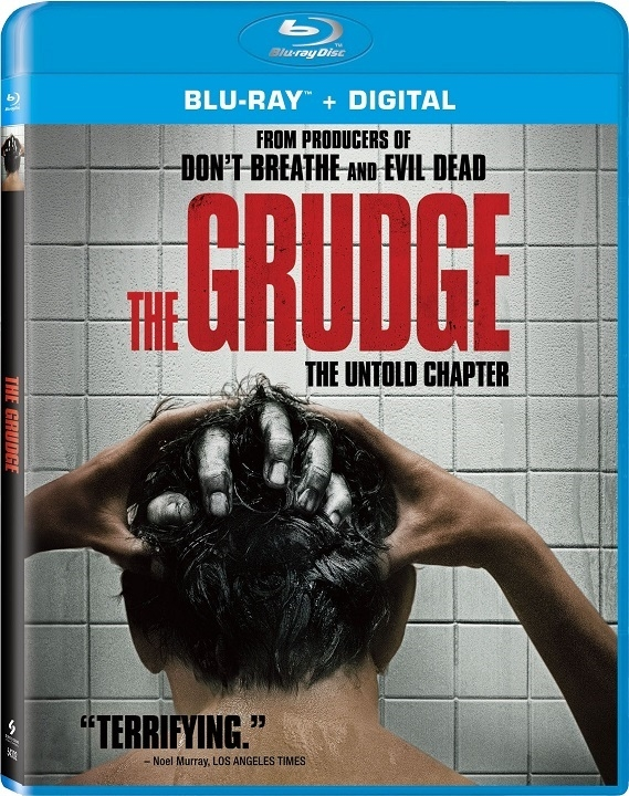The Grudge (2020) Blu-ray