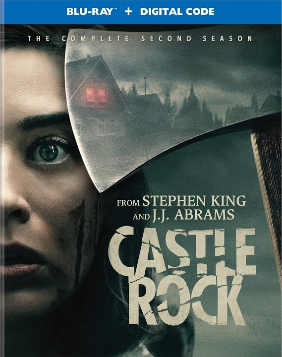 Castle Rock: The Complete Second Season (Blu-ray)(Region Free)