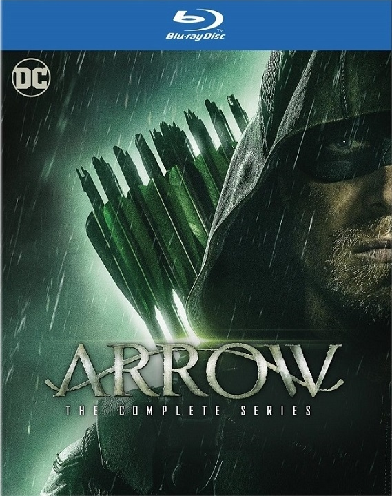 Arrow: The Complete Series (Blu-ray)(Region Free)