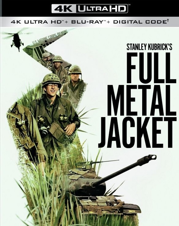 Full Metal Jacket (4K Ultra HD Blu-ray)
