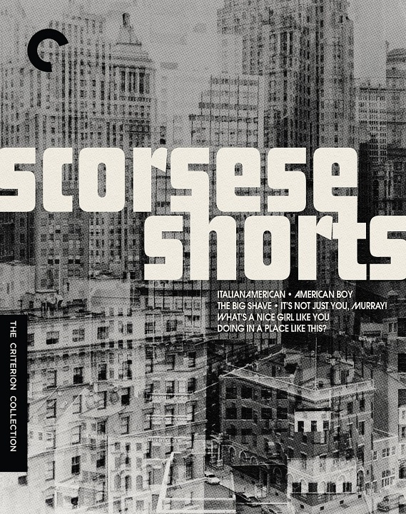Scorsese Shorts (The Criterion Collection)(Blu-ray)(Region A)