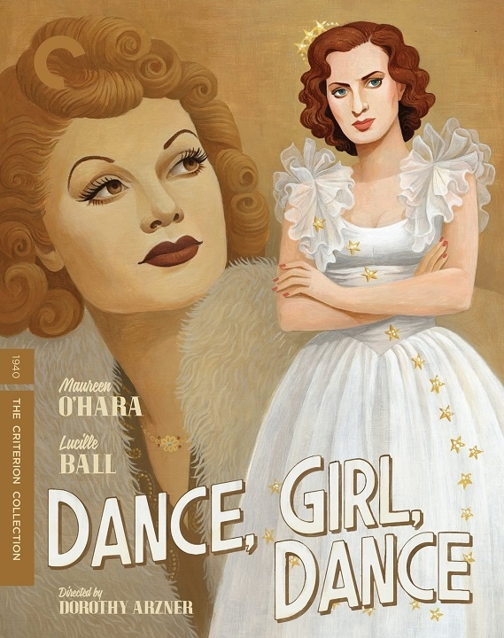 Dance, Girl, Dance (The Criterion Collection)(Blu-ray)(Region A)