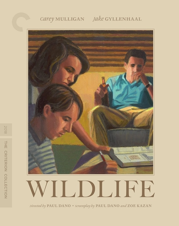 Wildlife (The Criterion Collection)(Blu-ray)(Region A)