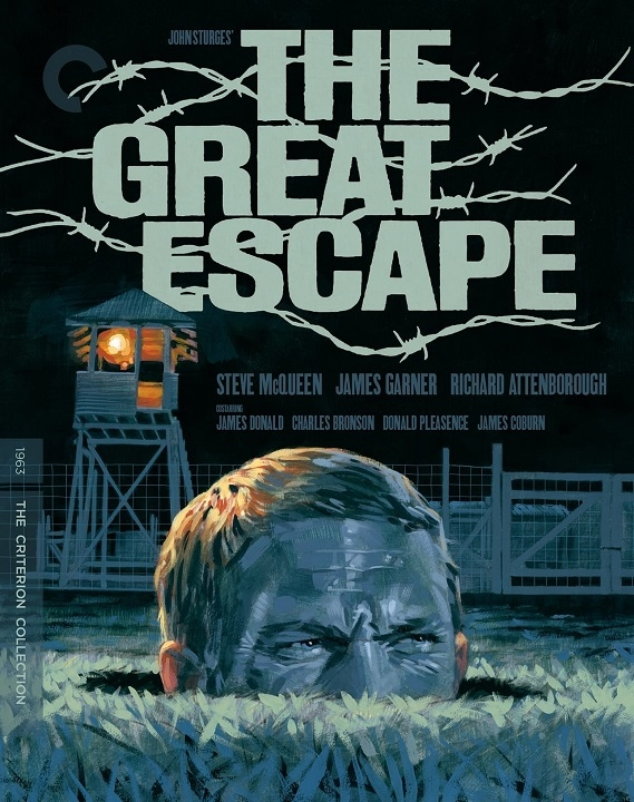 The Great Escape (The Criterion Collection)(Blu-ray)(Region A)