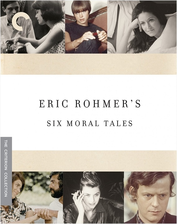 Six Moral Tales (DigiPack)(The Criterion Collection)(Blu-ray)(Region A)