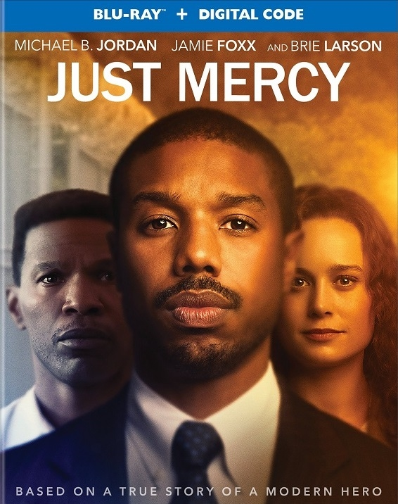 Just Mercy (Blu-ray)(Region Free)(Pre-order / Apr 7)